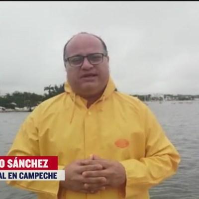 Más de ocho mil personas afectadas por 'Cristóbal' en Campeche
