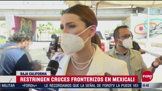 FOTO: 20 de junio 2020, mexicali sexto municipio de mexico con mayor numero de contagios covid