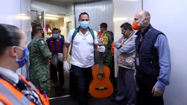 SRE informa repatriación de 321 mexicanos provenientes de Barbados