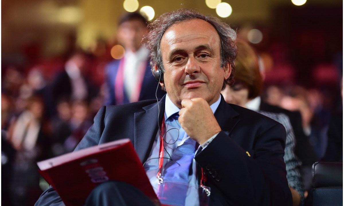 Investigan a Michel Platini por desvío de fondos