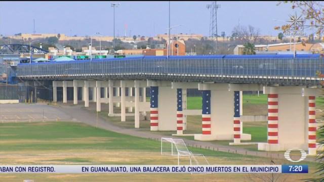 migrantes con covid en ambos lados de la frontera mexico eeuu