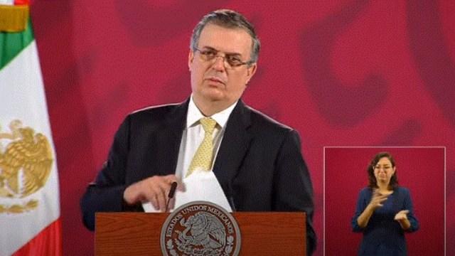 Foto: Ebrard: Mil 268 mexicanos han muerto por coronavirus en el mundo