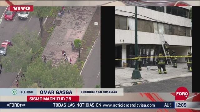 muere mujer tras el sismo en oaxaca