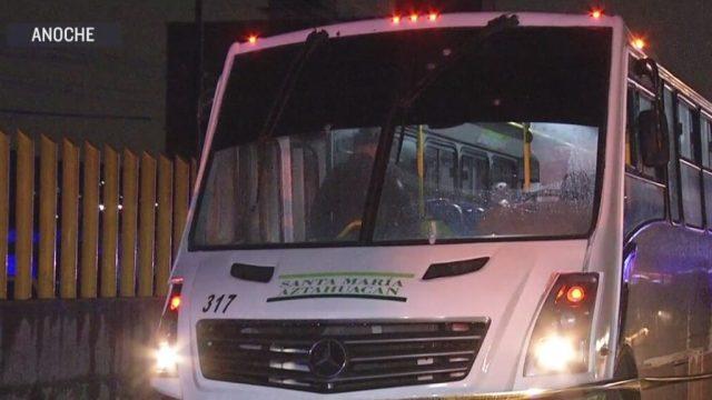 mueren tres hombres durante asalto a camion de pasajeros en la mexico puebla