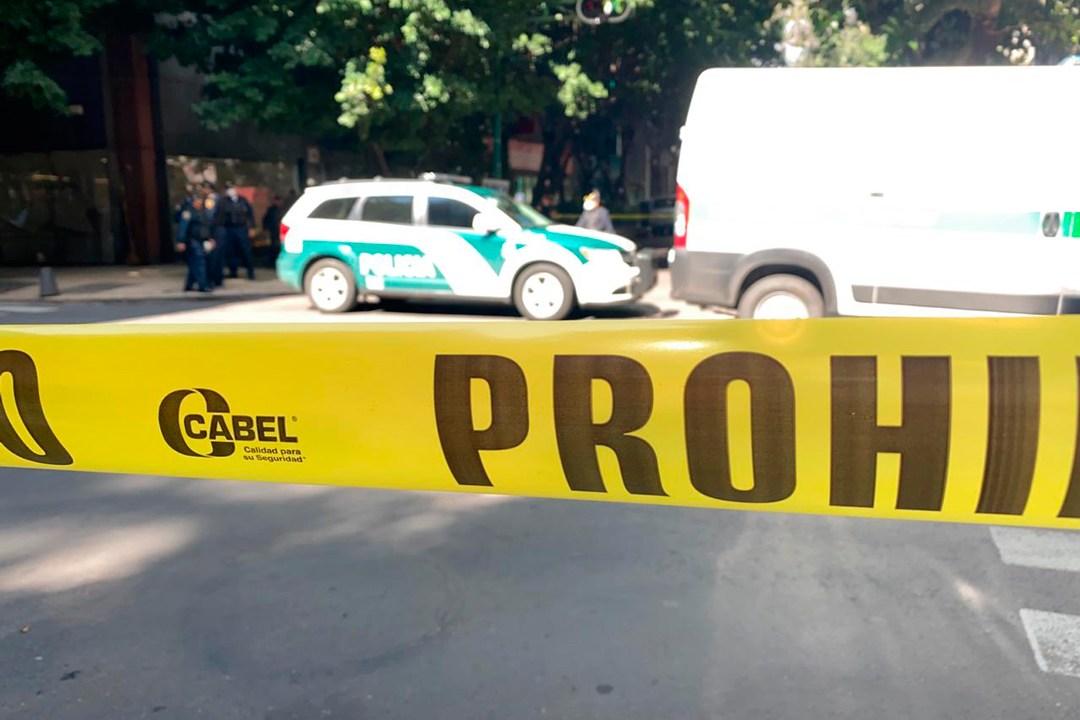 Mujer vendedora de comida fallece en ataque a Omar García Harfuch