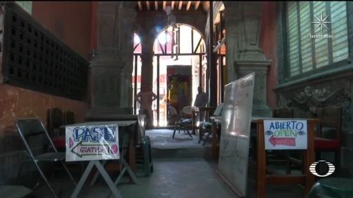Museos de CDMX afectados por pandemia de COVID 19