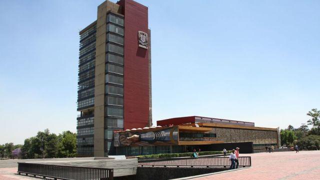 Universidad Nacional Autónoma De México UNAM Foto
