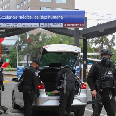 Omar García Harfuch sale del quirófano y se encuentra estable tras atentado