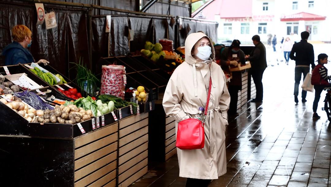 Foto: OMS pide uso de cubrebocas en público para prevenir contagio de COVID-19