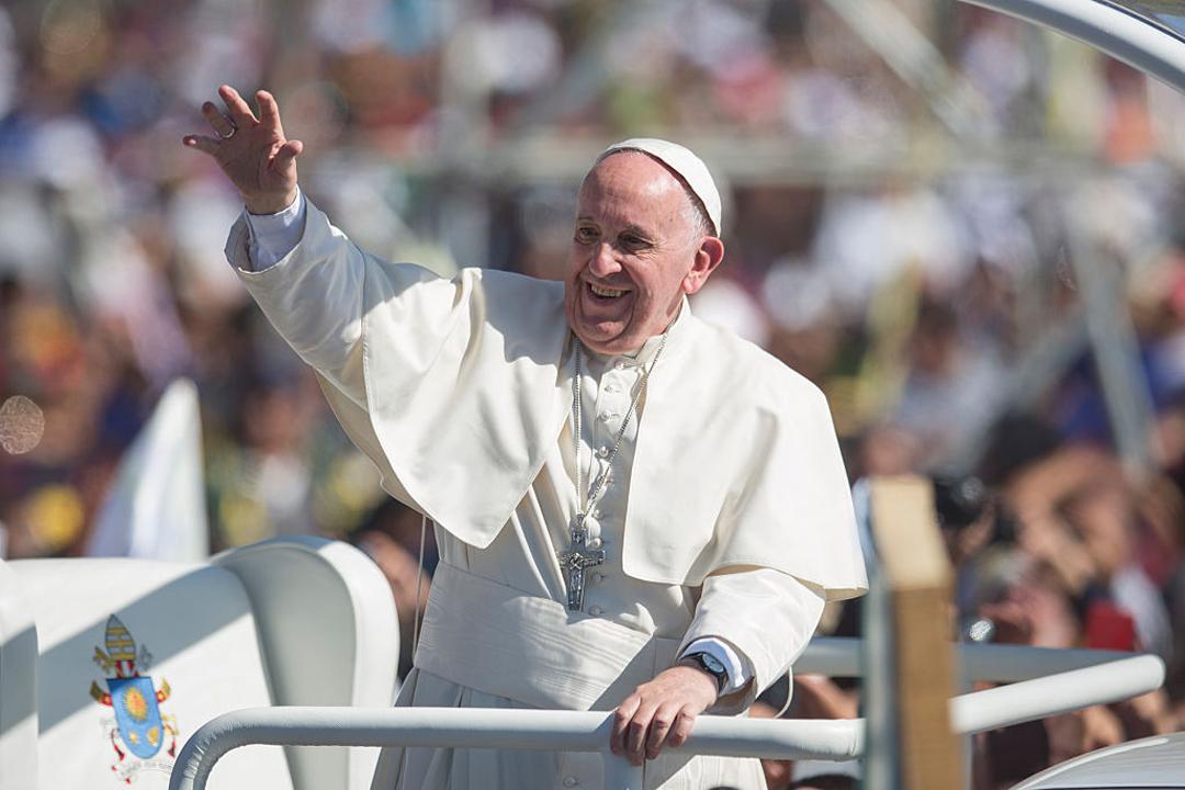 Papa Francisco realiza donación de respiradores a México contra coronavirus