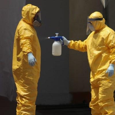 Suman 385 trabajadores de salud muertos por coronavirus en México