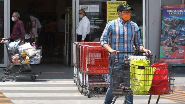 Confianza del consumidor cae 13.2 puntos coronavirus