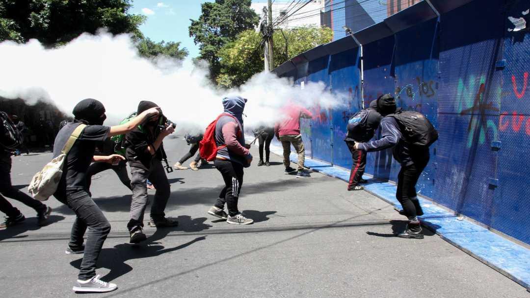 Imagen: Christopher Landau agradeció protección de la Embajada de EE.UU., 6 de junio de 2020 (ROGELIO MORALES /CUARTOSCURO.COM)