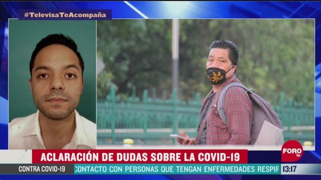 FOTO: por que siguen aumentando los casos covid en mexico tras confinamiento