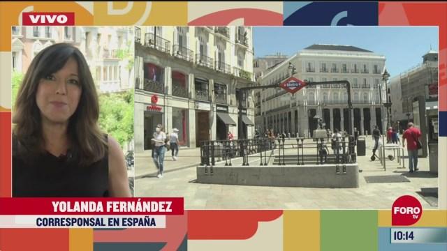 por segundo dia consecutiva espana no registran muertes por coronavirus
