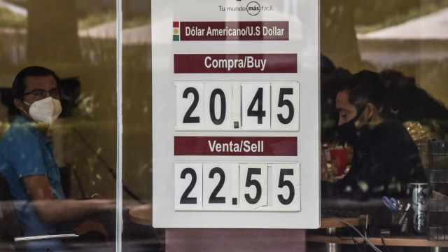 Precio del dólar hoy 22 de junio de 2020