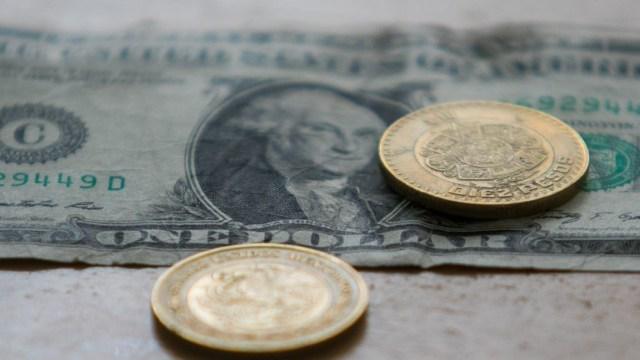 Peso mexicano avanza luego de 6 jornadas de pérdidas
