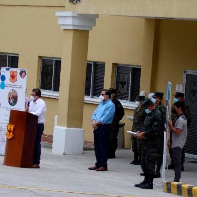 Estable, presidente de Honduras tras hospitalización por COVID-19