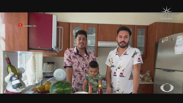 primera pareja homoparental logra adoptar a menor de edad en guanajuato