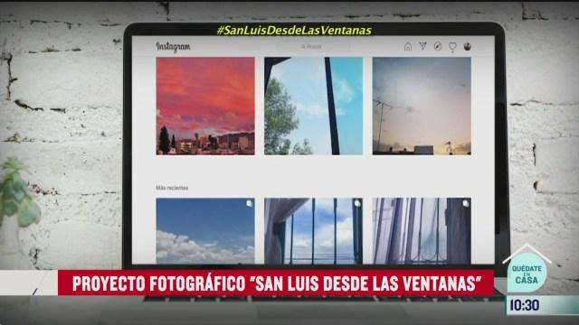 proyecto fotografico san luis desde las ventanas