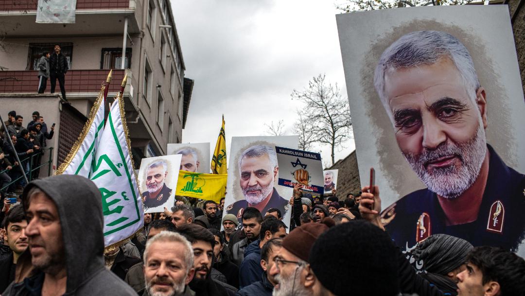 FOTO: Irán ejecutará a un hombre por espiar a Soleimani para la CIA y la Mossad, el 09 de junio de 2020