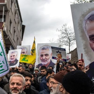 Irán ejecutará a un hombre por espiar a Soleimani para la CIA y la Mossad