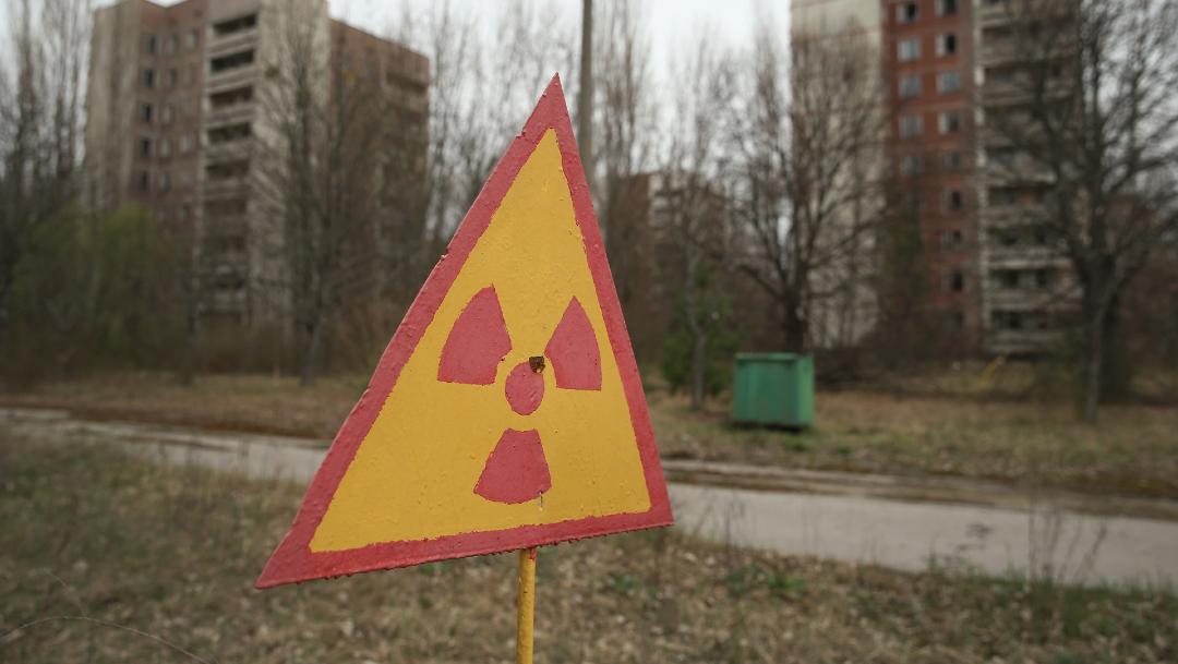 Símbolo de la radioactividad, Registran aumento de radiactividad en el norte de Europa