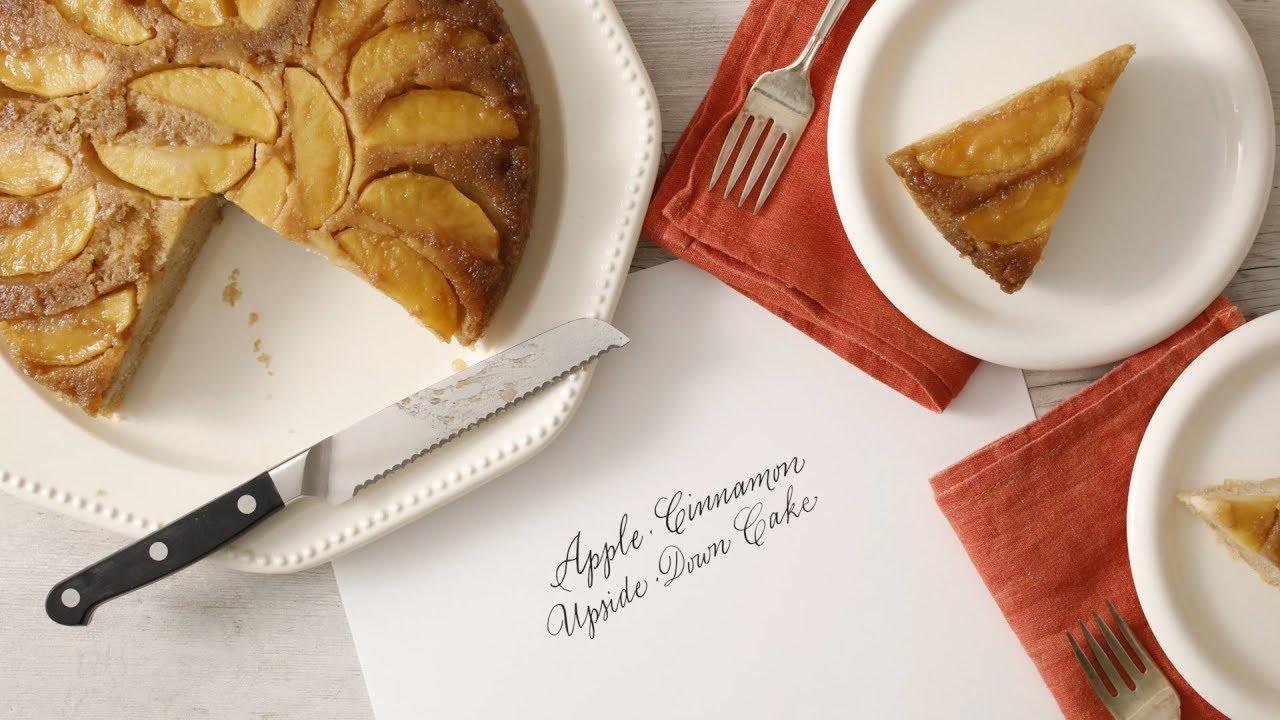 Receta de pastel de manzana para el día del padre