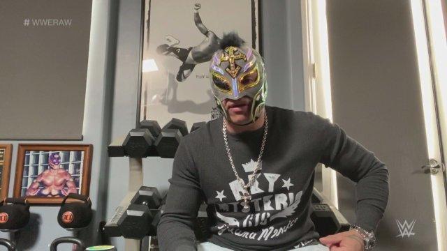 Rey Mysterio desmiente posible retiro del ring