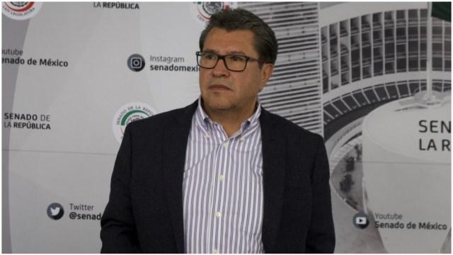 Imagen: Ricardo Monreal niega que se quiera privar a los trabajadores de sus Afores, 19 de junio de 2020 (CUARTOSCURO)