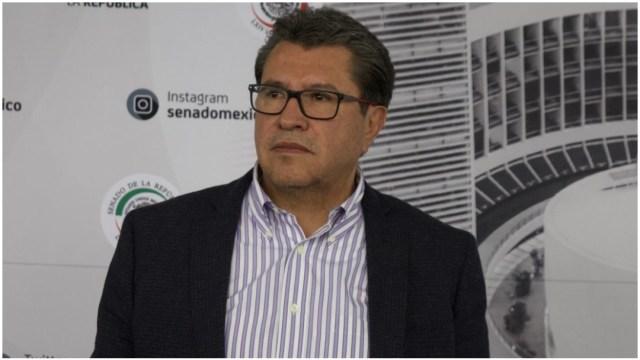 Imagen: Ricardo Monreal pospone presentación de iniciativa, 14 de junio de 2020 (CUARTOOSCURO)