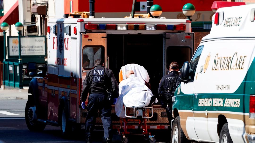 Servicios médicos de EEUU atienden a paciente con coronavirus