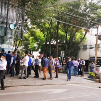 Sismo de magnitud 7.5 se registra en la Ciudad de México con epicentro en Oaxaca