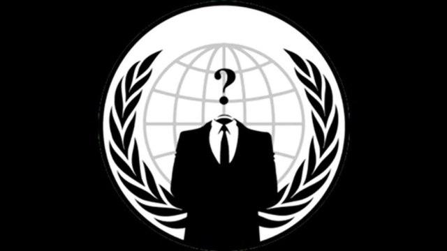 TecNT Hackeado Anonymous Logo Página Web Imagen