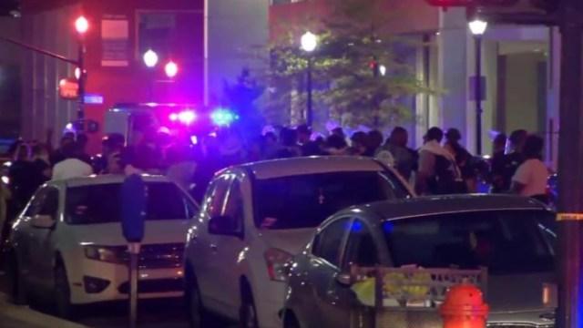 Un muerto tras tiroteo en mitin del movimiento Black Lives Matter en Louisville, Kentucky