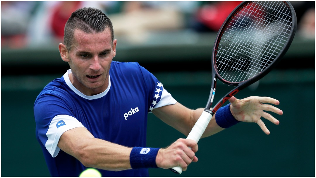 Tenista Tomislav Brkic da positivo COVID