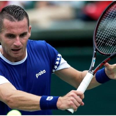 Tenista bosnio Tosmislav Brkic da positivo a COVID-19 tras jugar torneo