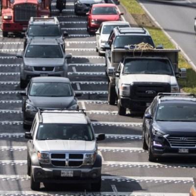 Trámites vehiculares en la CDMX podrán hacerse en internet