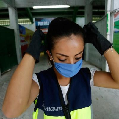 Uso de cubrebocas reduce sustancialmente riesgo de contagio por COVID-19: UNAM Global