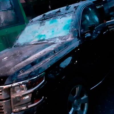 Videos: Testigos graban atentado contra Omar García Harfuch