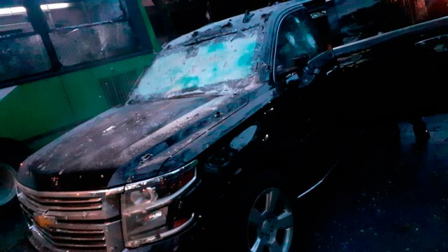 Camioneta negra, Videos del ataque a Omar García Harfuch en CDMX