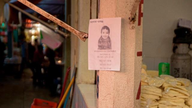 A un mes de la desaparición del pequeño Dylan, la Fiscalía de Chiapas no tiene avances del caso