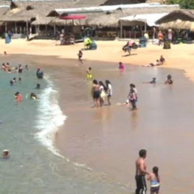 Repunta actividad turística en Acapulco; ocupación  hotelera se ubica en 21.1%