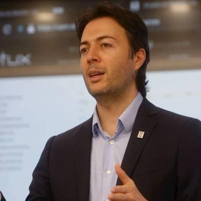 Daniel Quintero, alcalde de Medellín, Colombia, da positivo a COVID-19