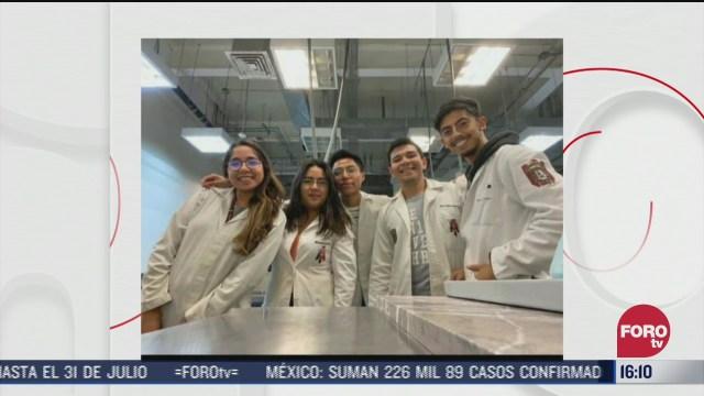alumnos del ipn crean botana nutritiva a base de pescado