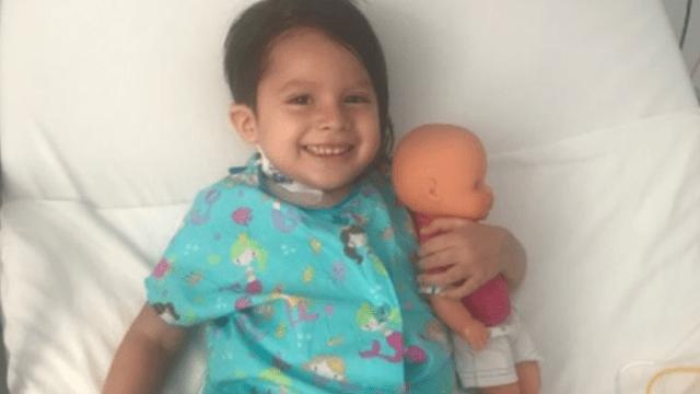 Ana Lucía murió por leucemia en Suiza