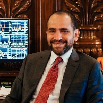Arturo Herrera, secretario de Hacienda, retoma sus actividades tras superar el COVID-19
