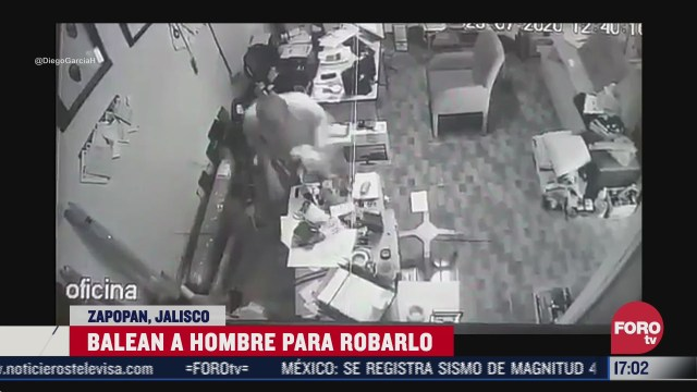 balean a hombre para robarlo en restaurante de zapopan