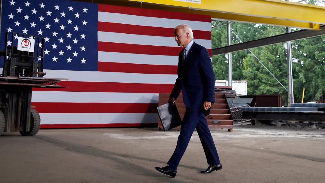 Biden, virtual candidato demócrata a la presidencia de Estados Unidos
