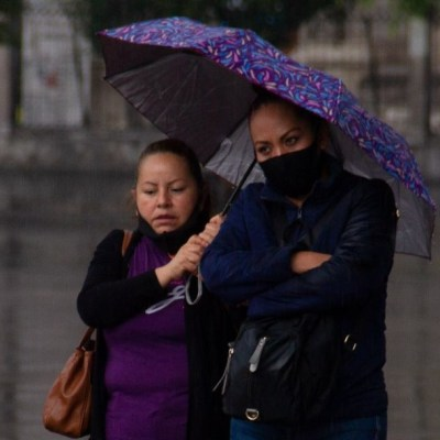 Canal de baja presión provocará lluvias con granizadas en México